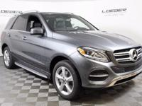 MB CERTIFIED 2018 GLE350 4MATIC. PREMIUM 1, AND PARKING