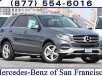 Grey 2018 Mercedes-Benz GLE GLE 350 4MATIC®