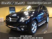 Beautiful 2018 Mercedes Benz GLE 350 - AWD!! This