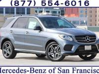 2018 Mercedes-Benz GLE GLE 350 RWD 7G-TRONIC 7-Speed