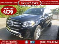 This Amazing Black 2018 GLS 450 4Matic Sport Utility