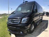 2018 Mercedes Benz Sprinter Weekender Class B RV by