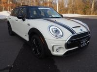 2018 MINI Cooper Clubman Executive Demonstrator!  Well