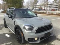 2018 MINI Cooper Countryman ALL4 in Moonwalk Gray