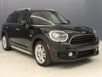 This 2018 MINI Countryman Cooper comes complete with