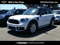 This 2018 MINI Cooper Countryman 4dr features a 1.5L 3