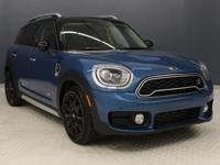 This 2018 MINI Countryman Cooper S (***ONE OWNER, CLEAN