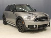 This 2018 MINI Countryman Cooper S comes complete with