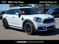 This 2018 MINI Cooper S Countryman 4dr ALL4 features a