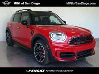 This 2018 MINI John Cooper Works 4dr Countryman ALL4