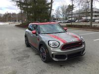 Options:  4.059 Axle Ratio|Wheels: 19 X 8.0 Jcw Course