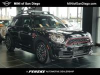 This 2018 MINI John Cooper Works Countryman All4 . It