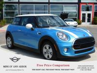 2018 MINI Cooper Electric Blue Metallic  And much more!
