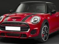 John Cooper Works trim. Dual Zone A/C, Keyless Start,