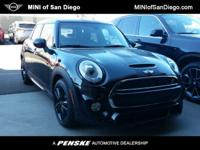 This 2018 MINI Cooper S Hardtop 4 Door 4dr features a