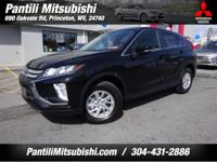 Take command of the road with this 2018 Mitsubishi