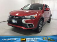 New Price! Rally Red Metallic 2018 Mitsubishi Outlander