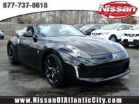 Come see this 2018 Nissan 370Z Roadster 2DR ROADSTER