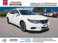 Recent Arrival! Certified. Nissan Certified Pre-Owned