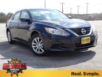2018 Nissan Altima 2.5 S CVT with Xtronic. 38/27
