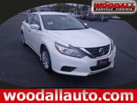 Drive this reputable 2018 Nissan Altima 2.5 S home