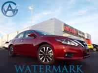 2018 Nissan Altima 2.5 SL CVT with Xtronic, Watermark's