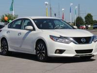 2018 Nissan Altima 2.5 SL FWD CVT with Xtronic 2.5L