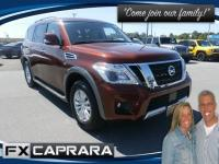 Brown 2018 Nissan Armada SL AWD 7-Speed Automatic 5.6L