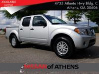 Check out this 2018 Nissan Frontier SV V6. Its