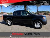 Look at this 2018 Nissan Frontier SV V6. Its Automatic