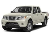 This outstanding example of a 2018 Nissan Frontier SV