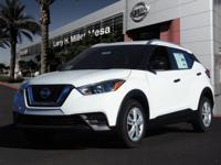 This Fresh Powder 2018 Nissan Kicks S might be just the