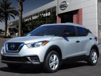 This Brilliant Silver 2018 Nissan Kicks S might be just