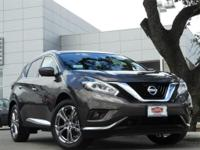 2018 Nissan Murano Platinum CVT with Xtronic. 28/21