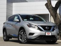 2018 Nissan Murano S CVT with Xtronic. 28/21