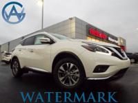 2018 Nissan Murano SL CVT with Xtronic, Watermark's