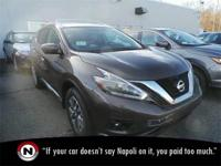 Java Metallic 2018 Nissan Murano SL AWD Automatic 3.5L