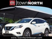 We are excited to offer this 2018 Nissan Murano. This