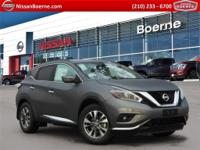 2018 Nissan Murano SV CVT with Xtronic. 28/21