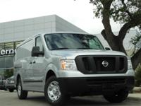 2018 Nissan NV1500 SV BETTER SELECTION! BETTER PRICE!