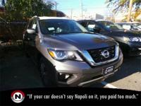 This charming-looking 2018 Nissan Pathfinder is the