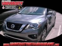 **HAGGLE FREE PRICING** Gray 2018 Nissan Pathfinder