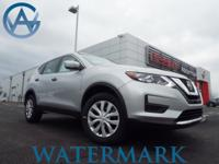 2018 Nissan Rogue S AWD, Watermark's Warranty Forever.