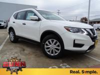 2018 Nissan Rogue S 33/26 Highway/City MPG With an