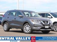 2018 Nissan Rogue S 33/26 Highway/City MPG Price