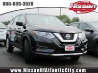 Check out this certified 2018 Nissan Rogue S. Its