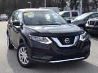 2018 Nissan Rogue Black Odometer is 9471 miles below