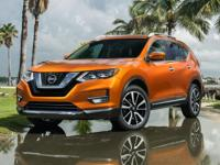 Clean CARFAX. Certified. Gun Metallic 2018 Nissan Rogue