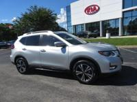 CARFAX One-Owner. Brilliant Silver 2018 4D Sport