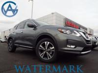 2018 Nissan Rogue SL AWD, Watermark's Warranty Forever.